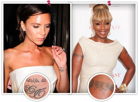 mary j blige tattoo removal with tattoos do they mix