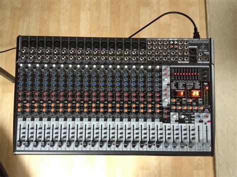 Mixer Behringer Sx2442fx behringer eurodesk sx2442fx image 901115 audiofanzine