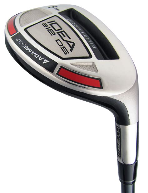 adams idea aos hybrid irons  adams golf golf iron sets