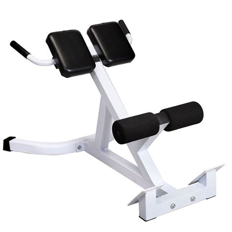 back workout on bench convenience boutique ab bench abdominal gym hyperextension back exercise