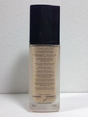 Harga Foundation Chanel Mat Lumiere review chanel mat lumi 232 re foundation