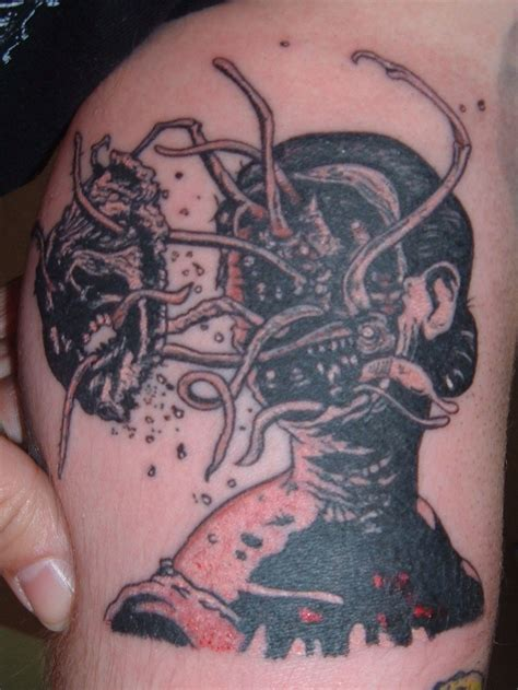 hp lovecraft tattoo