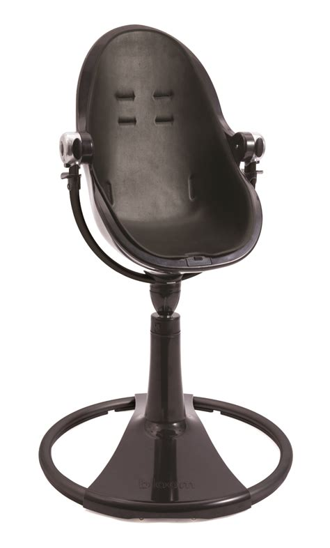 bloom fresco chrome toddler black baby high chair diddle tinkers