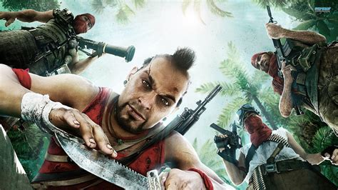 characters far cry 4 television tropes idioms far cry 3 wallpapers wallpaper cave