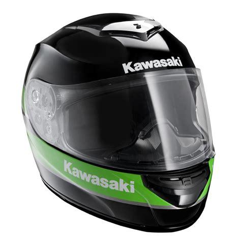 Kawasaki Urban Sport Motorcycle Helmet Full Face Helmets