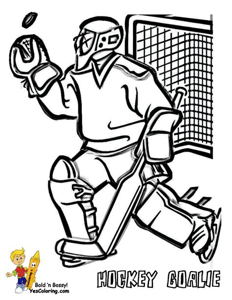 coloring pages book for kids boys hat trick hockey coloring sheets free hockey players