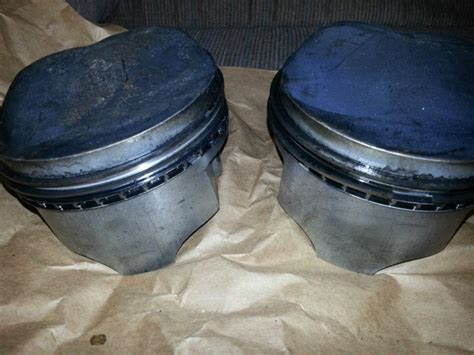 sell trw bbc  forged pistons part laf  ls  speed pro sealed power motorcycle