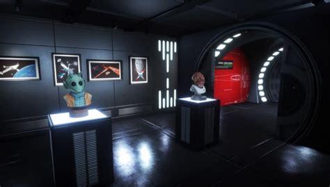 star wars interior design star wars vr top des meilleurs jeux et exp 233 riences en r 233 alit 233 virtuelle et augment 233 e