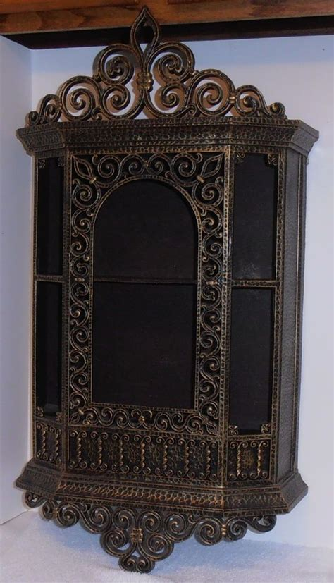 25 best ideas about wall curio cabinet on