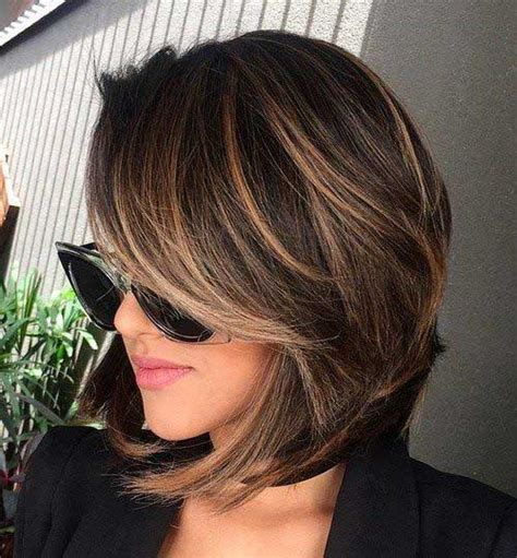 highlight for haircuts highlights for short hair short hairstyles 2016 2017