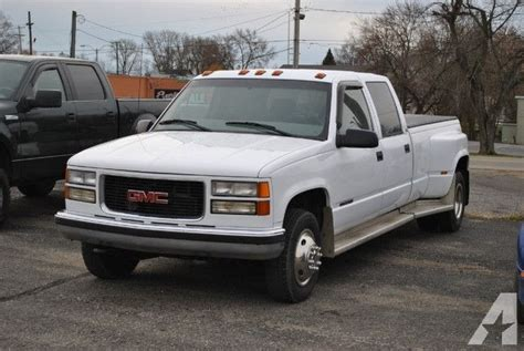 2000 gmc sierra 3500 for sale in jackson michigan classified americanlisted com