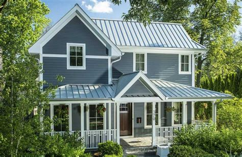 metal roof house color combinations metal roof house color combinations metal roof house color