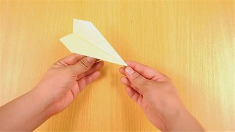 Make The Paper - how to make a fast paper airplane 8 steps with pictures