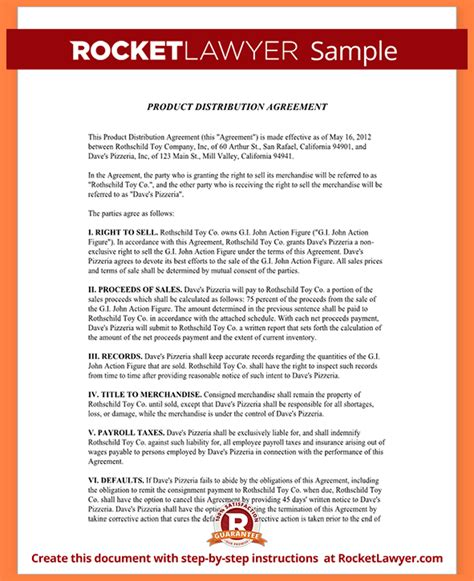 product exclusivity agreement template 10 exclusive distribution agreement template purchase