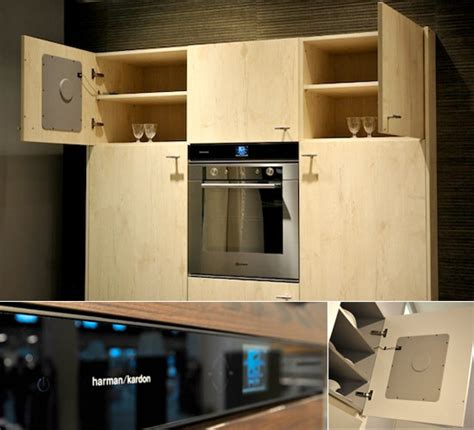 kitchen cabinet system original maestrokitchen sound 100 system by harman kardon