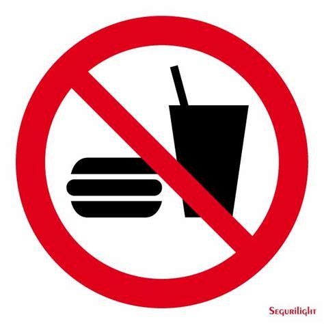 imagenes motivadoras para no comer se 241 al prohibido comer y beber segurilight se 241 alizaci 243 n