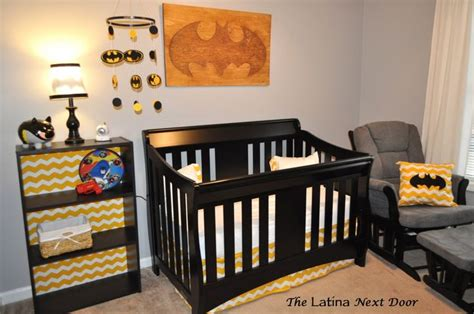 Batman Nursery Bedding by Batman Nursery For Our Future Tiny