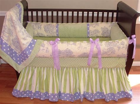 Lavender And Green Crib Bedding 150 Best Images About Baby Bedding Sets On Damasks Plush And Baby Crib Bedding