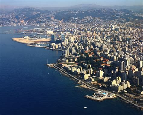 Executive Mba Lebanon by Mayor Launches Quot Beirut Is Amazing Quot City Greening Plan