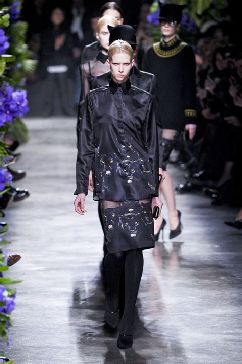 Givenchy 3180 An givenchy fall winter 2011 ready to wear collection