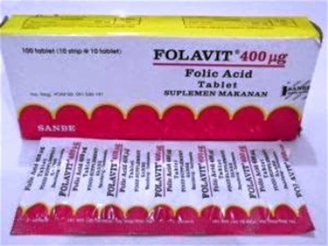 Harga Vitamin Untuk Ibu 5 Bulan by Harga Suplemen Asam Folat Folavit Suplemen Penting