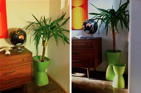 mid century modern planter mid century modern planter diy livemodern your best