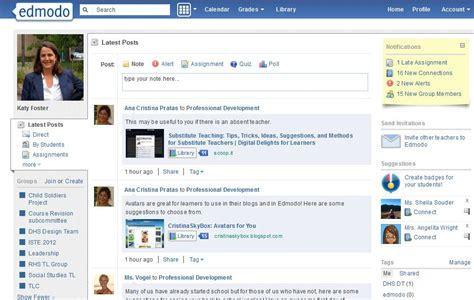 edmodo for professional development a study