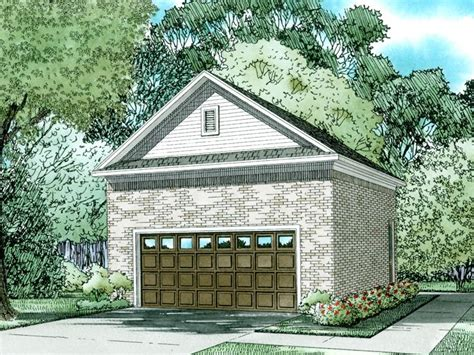 brick garage plans two car garage plans 2 car garage plan with brick faade