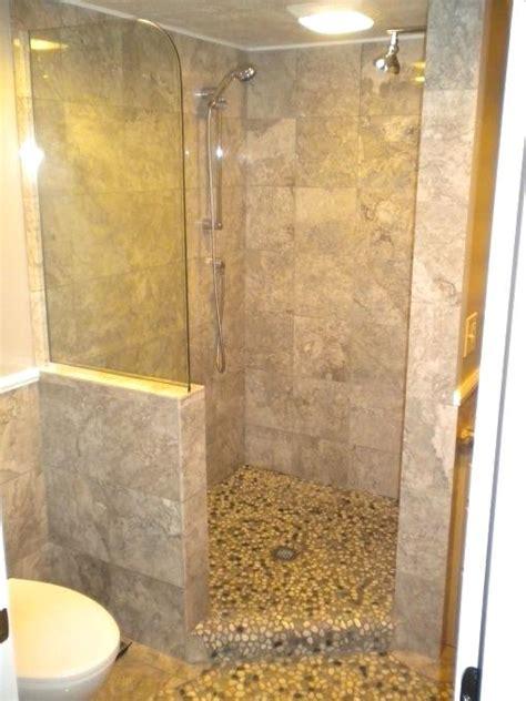 Walk In Shower Design No Door Walk In Shower Without Glas Limette Co