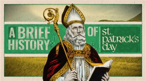 who is st history a brief history of st s day abc news