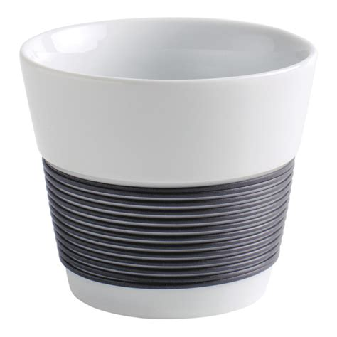 Midas Coffee Tea Cup Mug Cangkir 230 Ml Ivory White coffee cup kahla quot cupit to go anthracite quot 230 ml the coffee mate