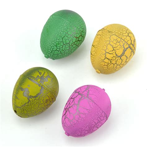 expansion dinosaur colorful rift eggs toys mainan