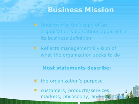 Business Notes For Mba Ppt by Foundations Of Strategic Marketing Management Ppt Mba