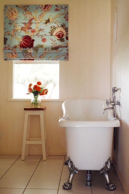 bathrooms  roman shades messagenote