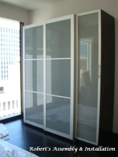 how to install ikea sliding wardrobe doors ways in which ikea sliding wardrobes are better than