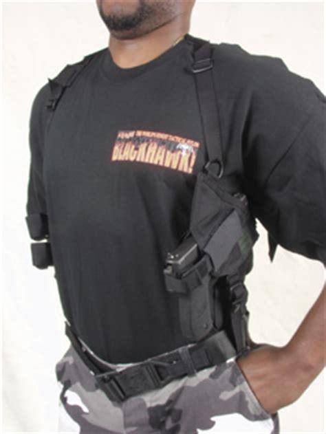 most comfortable shoulder holster blackhawk holsters
