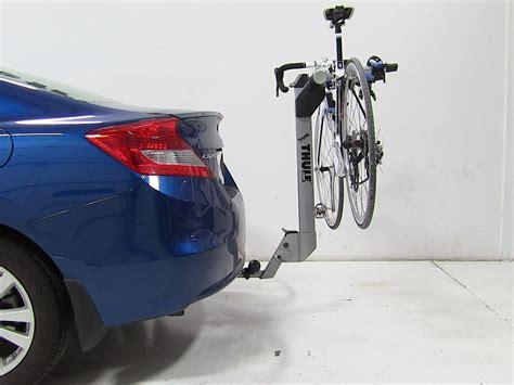 Honda Civic Bike Rack by 2007 Honda Civic Thule Helium Aero 2 Bike Rack 1 1 4