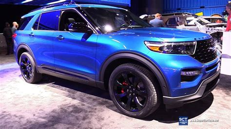 Ford Explorer St 2020 by 2020 Ford Explorer St Exterior And Interior Walkaround