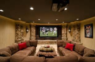house tv room 20 awesome basement living spaces