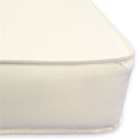 Corner Crib Mattress Naturepedic Organic Cotton Classic 252 Baby Crib Mattress Waterproof Made In Usa American