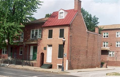Baltimore House by Could The Poe Save Edgar Allan Poe S Baltimore House