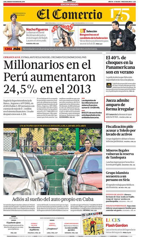 diario el comercio peru diario el comercio peru image gallery el comercio