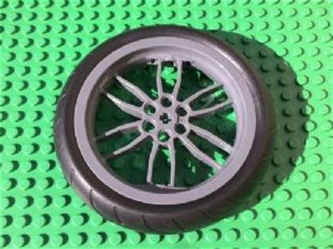 Motorcycle Racing Tread 88517 88516 bricker lego 42036 motorcycle
