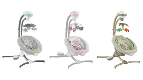 fisher price 3 in 1 swing recall fisher price recalls cradle swings due to fall hazard