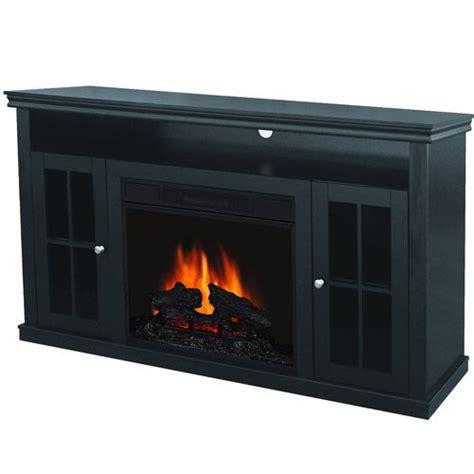 Electric Fireplace Basement by Quality Craft Electric Fireplace Media Unit Walnut
