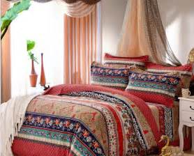 duvet covers boho 2015 modern folk style boho bedding set designer colorful