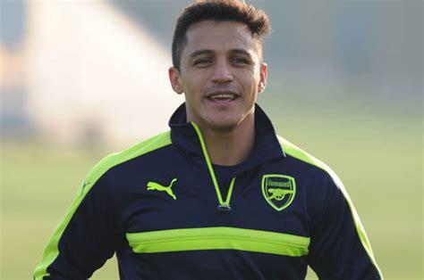 alexis sanchez contract extension alexis sanchez contract extension arsenal should make him