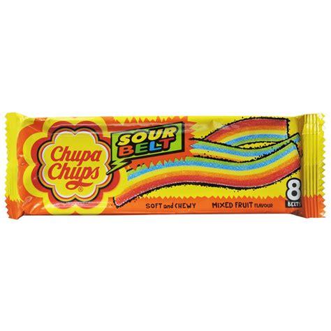 Chupa Chups Sour Belt Products