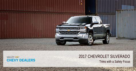 chevrolet silverado trim levels 2017 chevrolet silverado trim levels styles valle