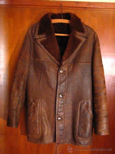 chaquetones de cuero abrigo chaqueton chaqueta cuero ante borrego comprar